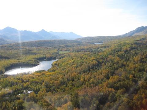 Kammermeyer Homestead, Chickaloon, Alaska